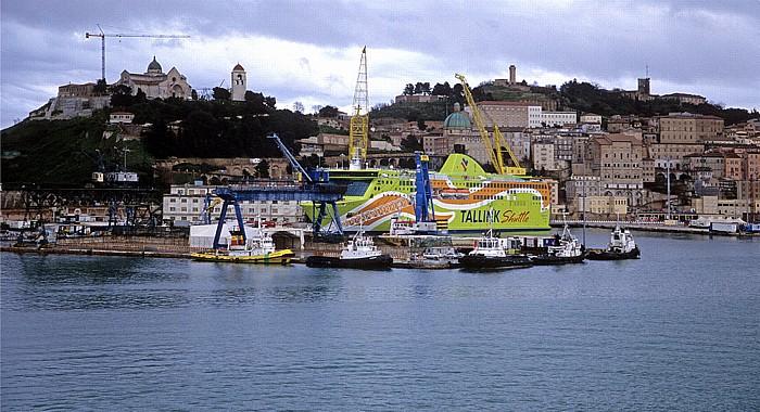 Ancona Hafen