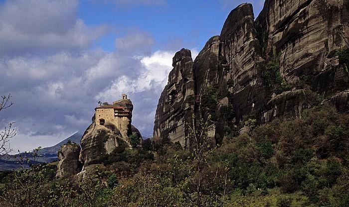 Kloster Agios Nikólaos Anapavsás Metéora