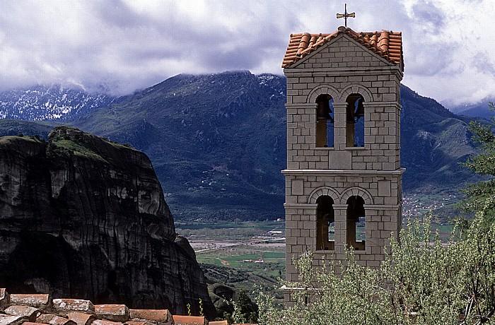 Kloster Varlaám Metéora