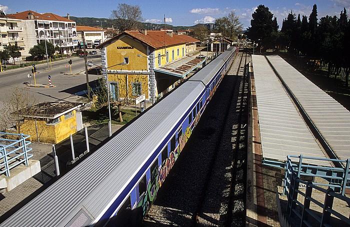 Kalambaka Bahnhof