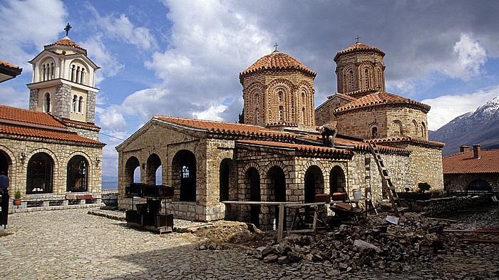 Sveti Naum Klosterkirche