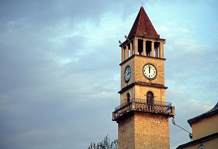 Tirana Uhrturm