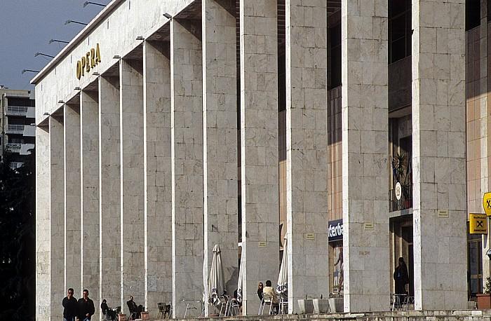 Tirana Kulturpalast