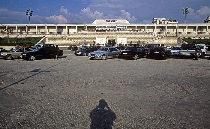 Tirana Qemal-Stafa-Stadion