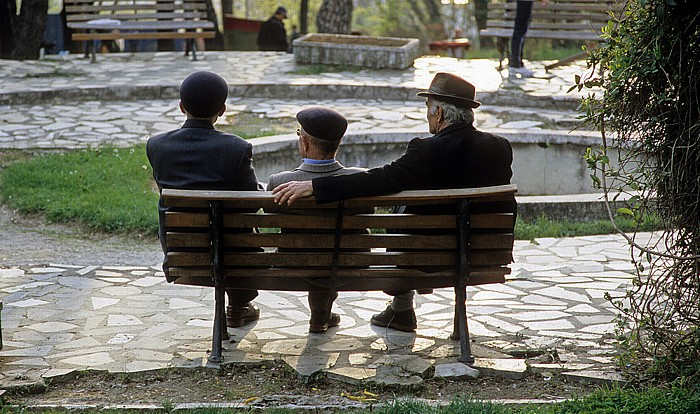 Tirana Großer Park (Parku i Madh)