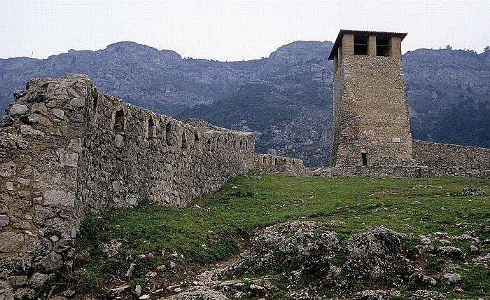 Kruja Festung