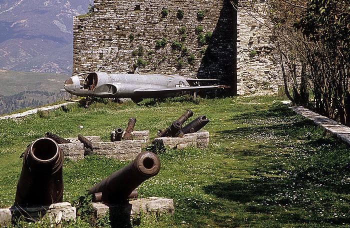 Gjirokastra Burg