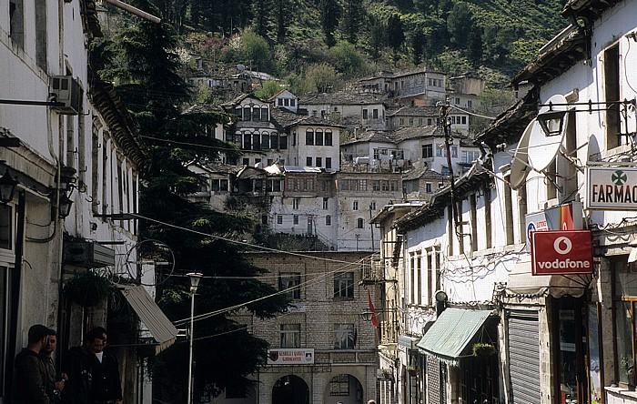 Gjirokastra Altstadt