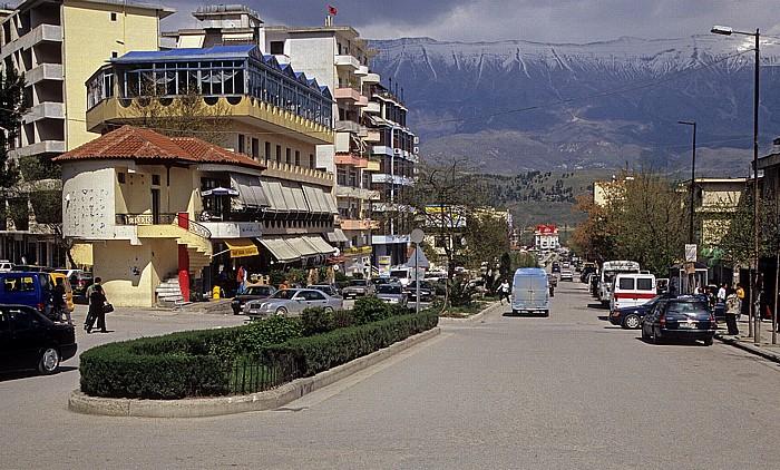 Gjirokastra Boulevard 18 Shtatori