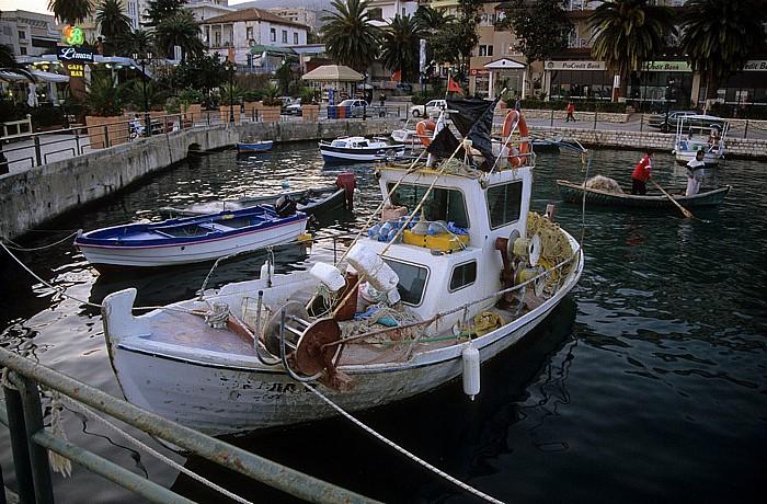 Saranda Fischerhafen