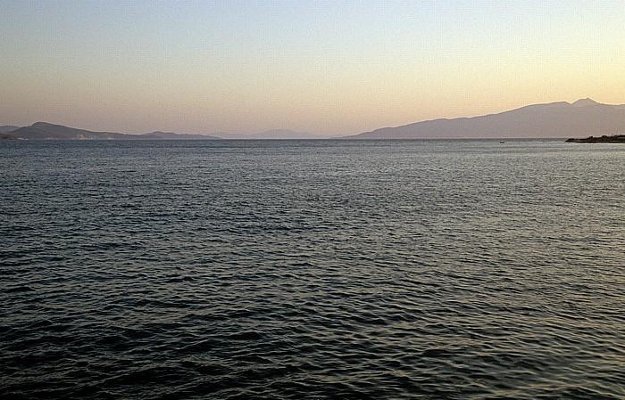 Saranda Ionisches Meer