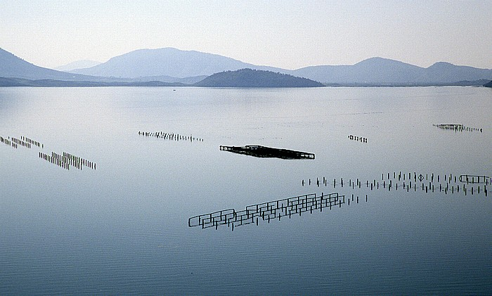 Butrint-See