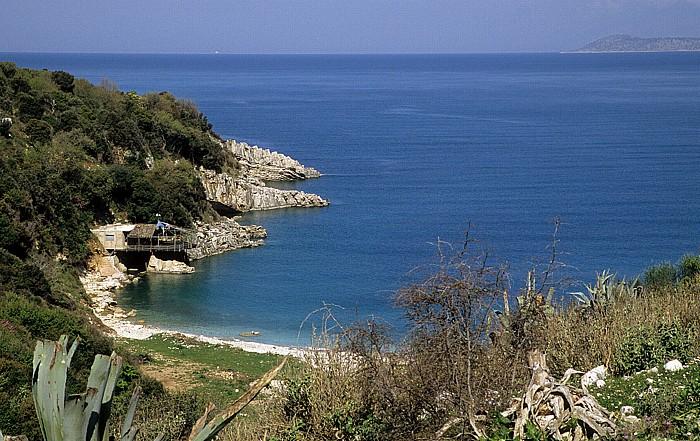 Albanien Ionisches Meer