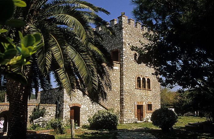 Butrint Akropolis: Festung