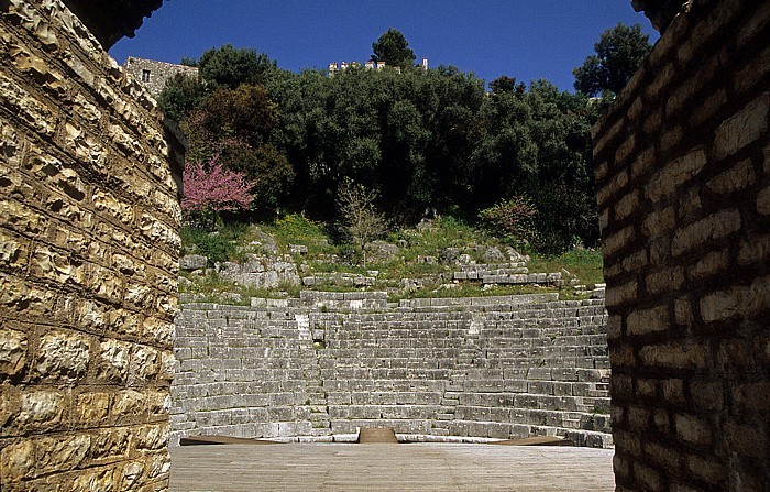 Butrint Theater Akropolis