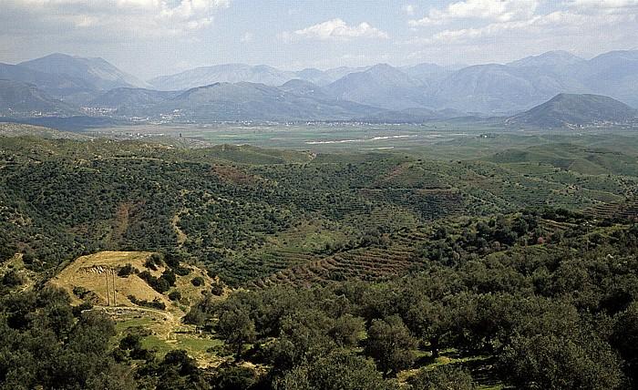 Albanische Riviera Zwischen Saranda und Vlora