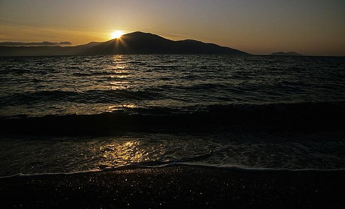 Orikum Bucht von Vlora (Adria), Karaburun-Halbinsel