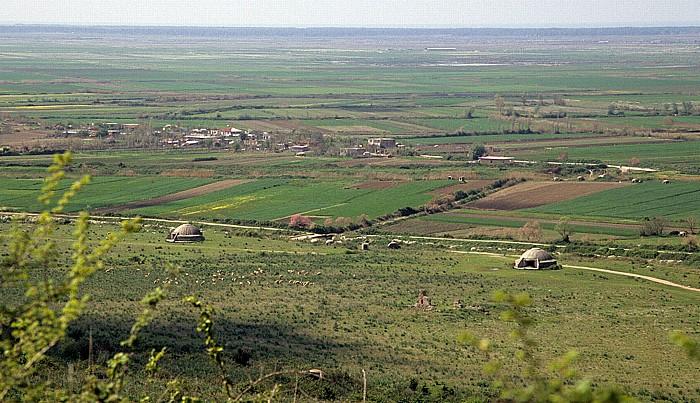 Apollonia Myzeqe-Ebene: Bunker