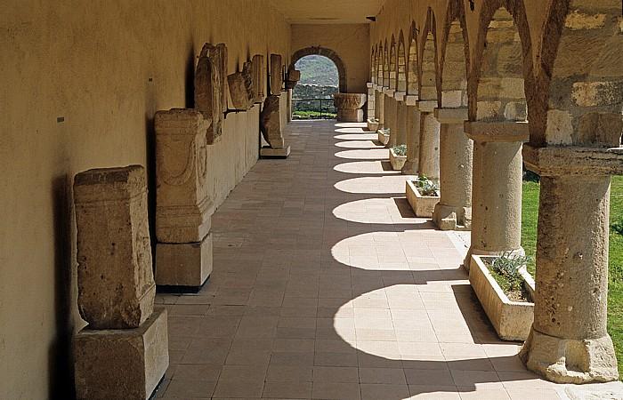 Apollonia Kloster St. Marien (Shën Meri): Museum