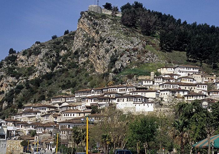 Berat Mangalem und Burg (Kalaja)