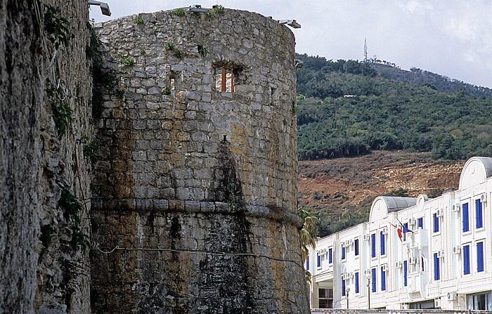 Budva Stadtmauer