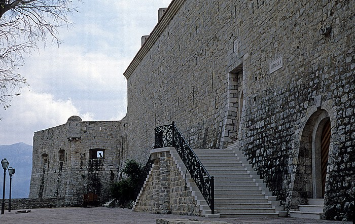 Budva Altstadt: Zitadelle