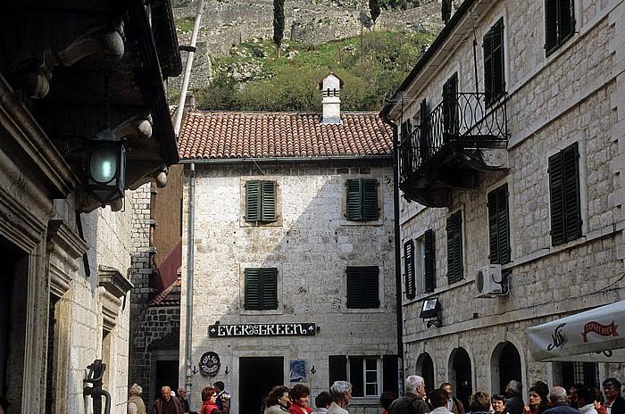 Kotor Altstadt