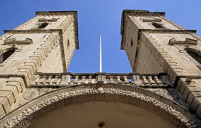 Kotor Altstadt: Kathedrale St. Tryphon