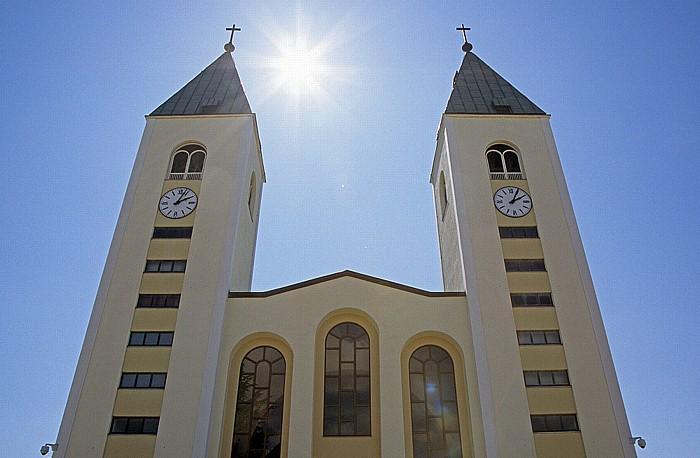 Međugorje Kirche St. Jakob