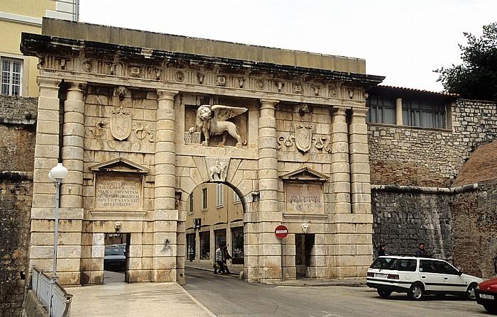 Zadar Landtor (Porta Terraferma)