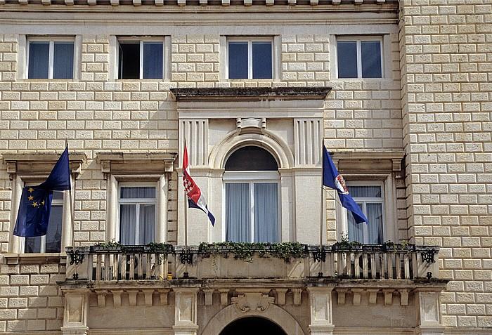Zadar Altstadt: Rathaus