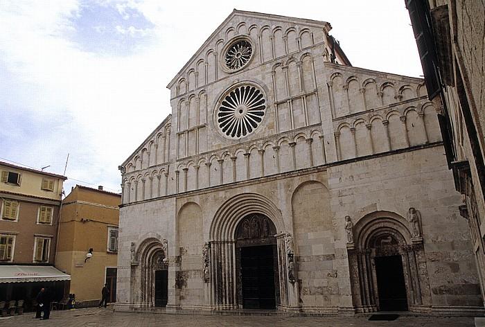 Zadar Altstadt: Kathedrale St. Anastasia (Sveti Stosija)
