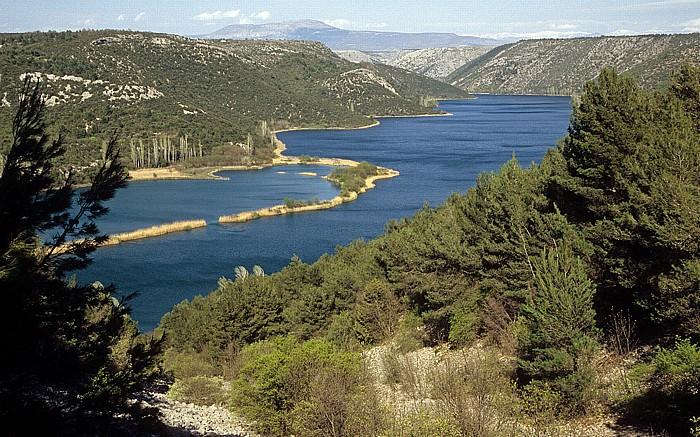 Nationalpark Krka Jezera Visovac