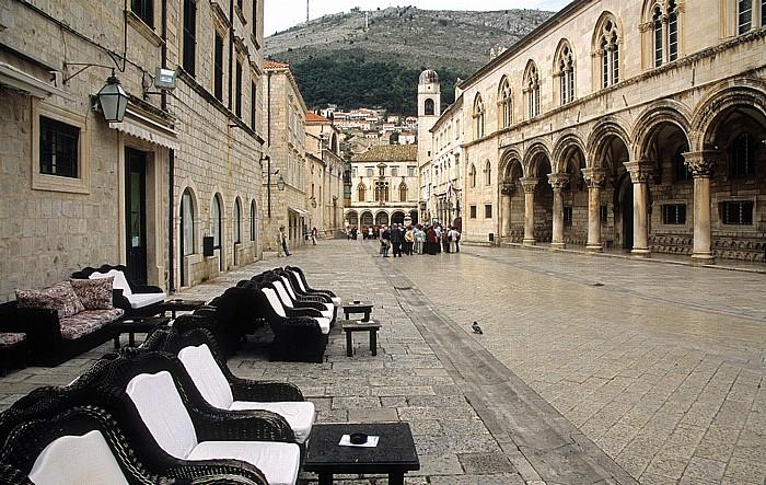 Altstadt (Grad): Ulica Pred Dvorom Dubrovnik