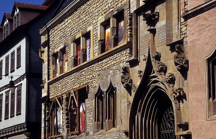 Erfurt Collegium Maius (Hauptgebäude der historischen Universität)