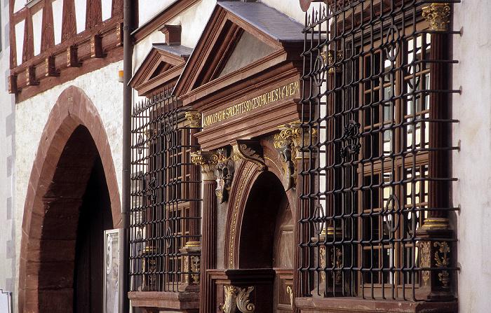 Erfurt Haus zum Güldenen Krönbacken