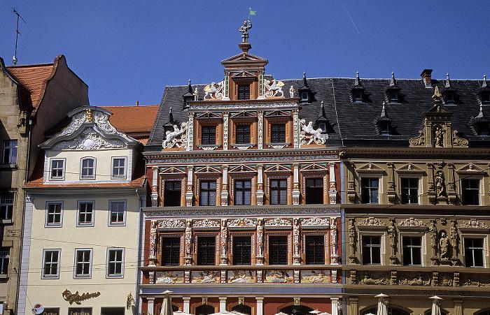 Erfurt Haus zum Breiten Herd Gildehaus