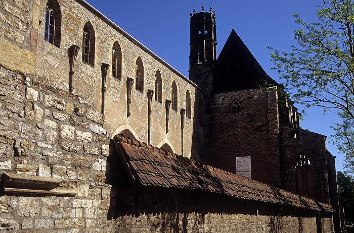 Erfurt Barfüßerkirche