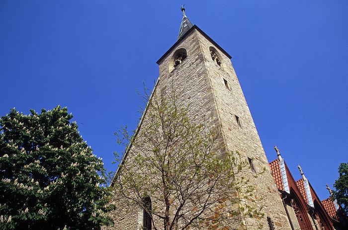 Erfurt Lorenzkirche
