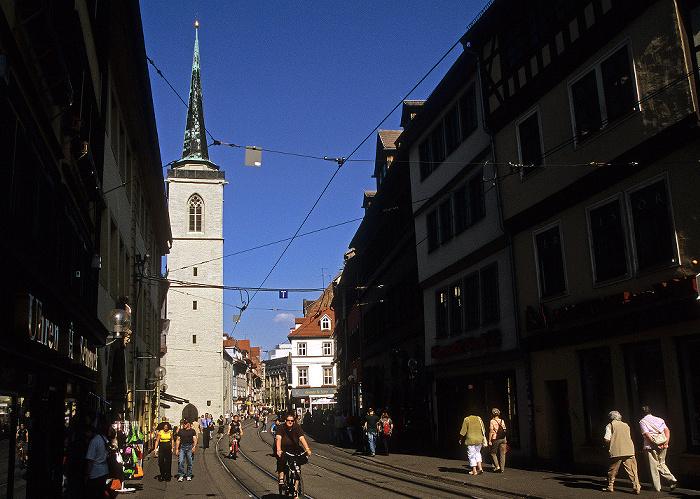 Erfurt Marktstraße, Allerheiligenkirche