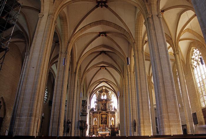 Erfurt Severikirche