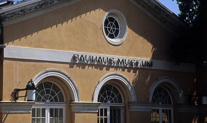 Weimar Bauhaus-Museum