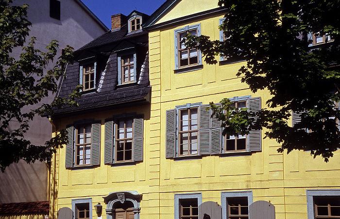 Weimar Schillers Wohnhaus