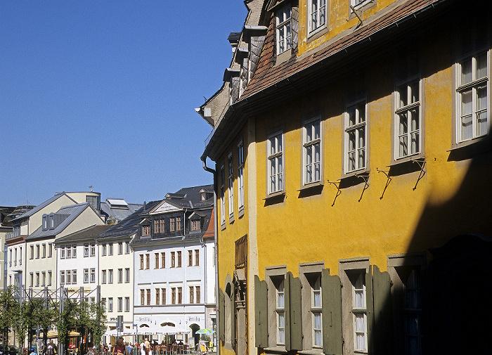 Weimar Frauenplan: Goethes Wohnhaus