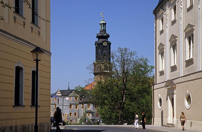Weimarer Stadtschloss (Residenzschloss) Herzogin Anna Amalia Bibliothek