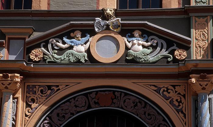 Weimar Marktplatz: Cranachhaus