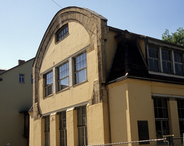 Weimar Bauhaus-Universität: Henry-van-de-Velde-Bau (Kunstgewerbeschule)