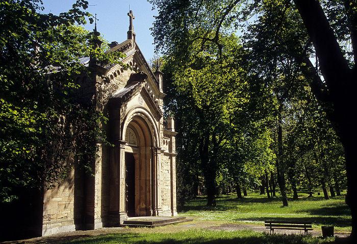 Weimar Historischer Friedhof