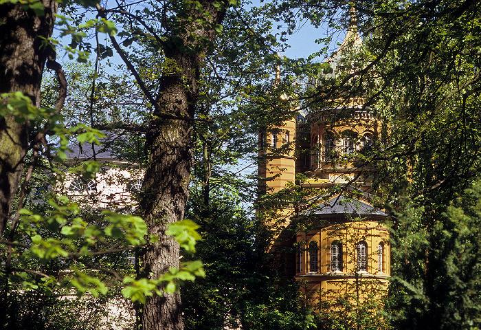 Weimar Historischer Friedhof: Fürstengruft und Russisch-Orthodoxe Kapelle