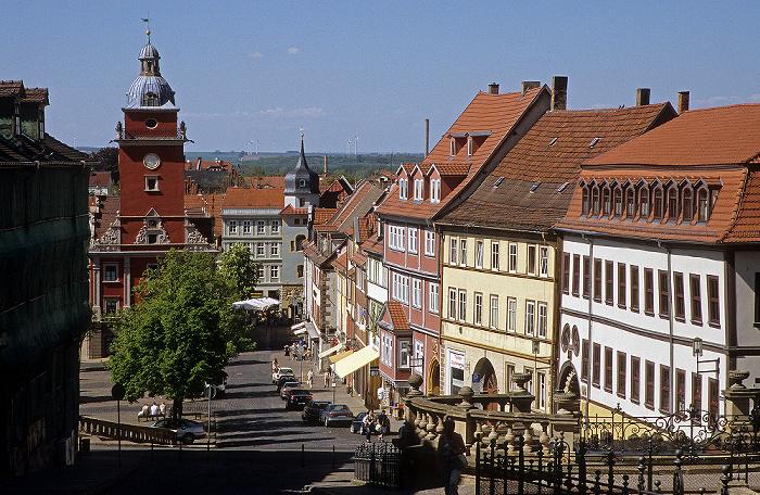 Gotha Hauptmarkt, Rathaus